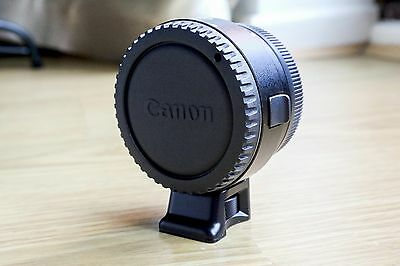 Canon Lens Mount Adapter EF-EOS M