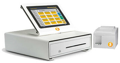 Android E POS Restaurant and Takeaway Management System Without Tablet
