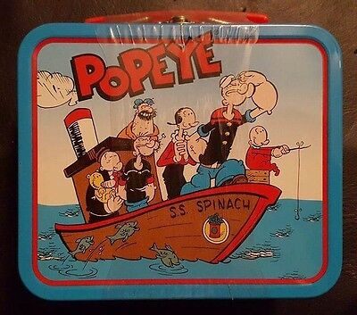 Popeye Collector Edition Tin 1997 (unopened)