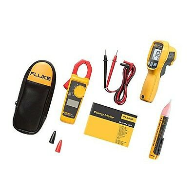 Fluke FL62MAX+/323/1AC Kit with Fluke, 75 mm x 175 mm x 85 mm