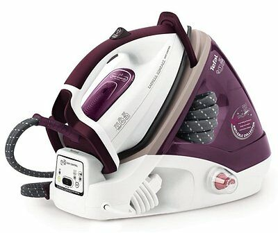 Tefal GV7620 Express Compact Steam Generator Iron 5 Bar Pressure. 1.6L