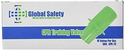 CPR Micromask Training Valves - Practi-Valve (10 Pack)