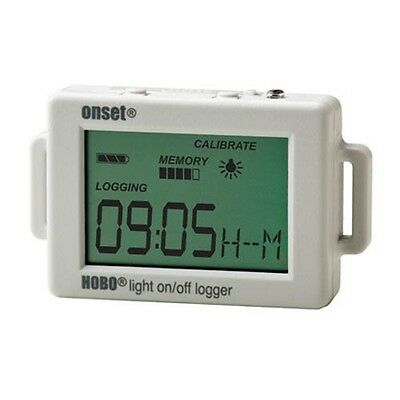 Onset HOBO UX90-002 Light Usage and On/Off Data Logger