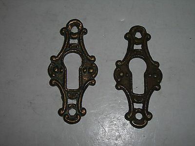 Antique Key hole covers # 7
