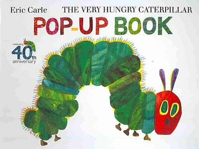 The Very Hungry Caterpillar Pop-Up Book by Eric Carle 9780141385068
