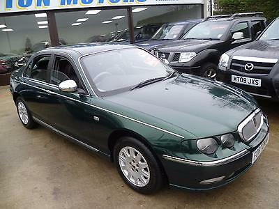 53 Rover 75 2.0 Cdt Diesel Automatic Connoisseur~Full Service History~