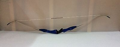 """Archery Recurve Take Down Bow - Left Handed - 66"""" 36lbs"""