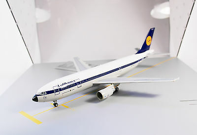 LUFTHANSA Flugzeugmodell Airbus A300-600 Nördlingen, Edition M 1:200, OVP, top!