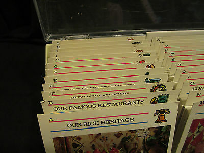 McCall's Great American Recipre Card Collection
