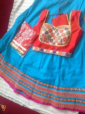 ladies indian chaniya choli