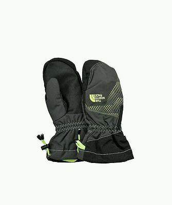 NEW The North Face Youth Revelstoke Mitt Grey Small