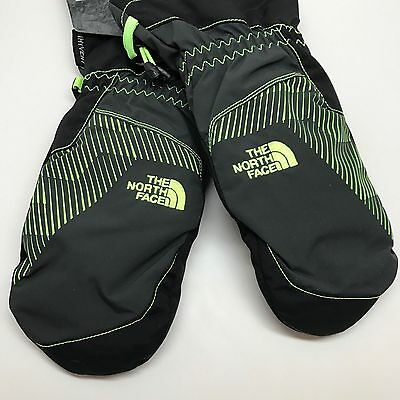 NEW The North Face Youth Revelstoke Mitt Grey Medium