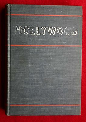 HOLLYWOOD 1941 Book signed by 15 British stars based in pre- war Hollywood.