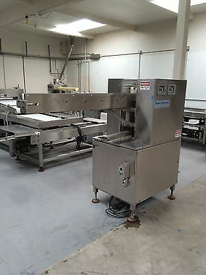Bread Divider, Moulder and Automatic Panning System (Stress-Free)
