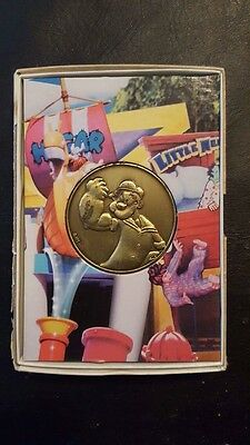 Popeye Collector Coin
