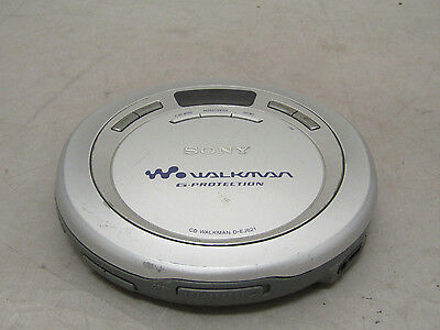 Sony Walkman Portable CD Player Model D-EJ621
