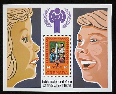 Grenada - 1979 - Year of the Child - SG MS 995 - MNH