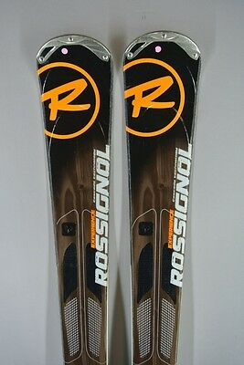 SKIS Carving/ All Mountain-Rossignol E83-160cm GOOD SKIS!
