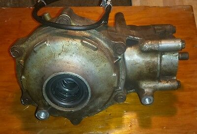 1999 Yamaha 600 Grizzly ATV Front Differential Diff