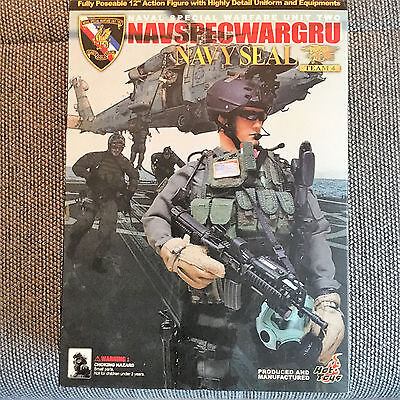 Hot Toys Naval Special Warfare Unit Two