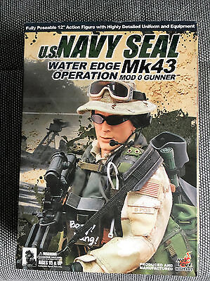 Hot Toys Navy Seal Water Edge Operation Mk43