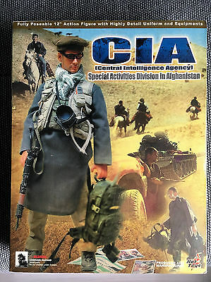 """Hot Toys Cia Division In Afghanistan """"selten"""""""