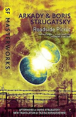 Roadside Picnic by Boris Strugatsky, Arkady Strugatsky, Book, New (Paperback)