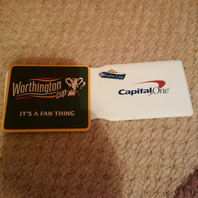 Capital One Cup Final 2015 Chelsea Tottenham Spurs Pin Badge nt ticket programme