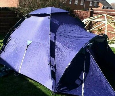 Outbound chateau 4 person tent