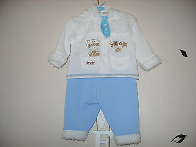Baby Suit 2 Piece 0/3 month New