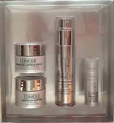 Clinique Smart & Smooth gift set -Limited Edition - (Genuiene)