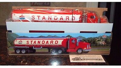 1998 Amoco / Standard Toy Tanker Truck by Hermann Marketing - Limited Ed!!