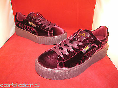 Puma Creepers x Fenty Rihanna Velvet Royal Purple 3 4 5 6 SportsLocker 364466-02