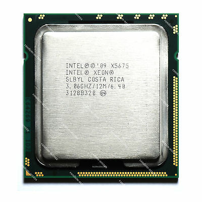 Intel Xeon X5675 X5675 - 3.06GHz Six Core (AT80614006696AA) Processor