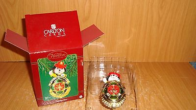 Everyday Hero Ornament by Carlton Cards - undated - in original box
