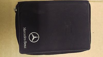 Mercedes C Class W203 C220 Owners Manual Book Set Instruction Handbook