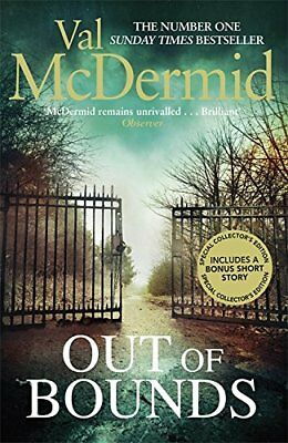 Out of Bounds by McDermid, Val Book The Cheap Fast Free Post