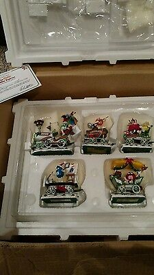 M&M's Holiday Express by The Danbury Mint