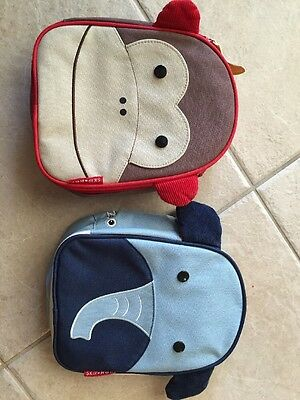 Two Skip Hop Lunch Boxes