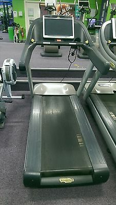 Technogym Excite + Run Now Viso 700 Treadmill Commercial Gym Equipment