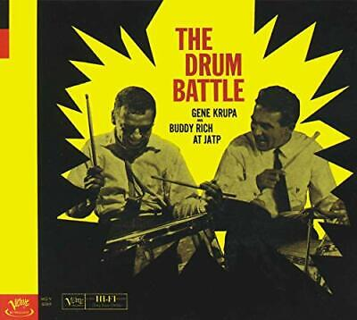 Buddy Rich - The Drum Battle - Buddy Rich CD O1VG The Cheap Fast Free Post The