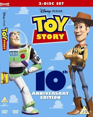 Toy Story - 10th Anniversary Edition [DVD] - DVD  4UVG The Cheap Fast Free Post