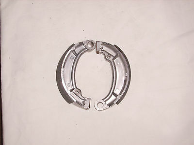 Set Brake Shoes Rear Bultaco Sherpa 350, 051-117-002
