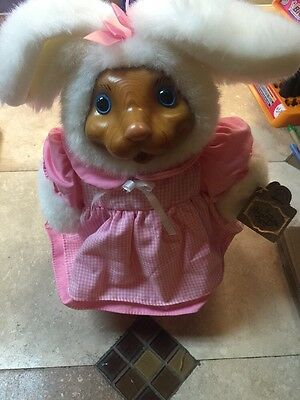 Robert Raikes Easter Bunny Bear 1992 With Certificate And Box Rare Find Paulette