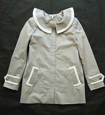 100% GENUINE MARC JACOBS GIRLS Trench  COAT JACKET Age 8 126cm 6-7-8y NEW