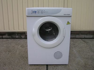 Fisher & Paykel Clothes Tumble Dryer Auto Sensing Auto Reverse Ad56