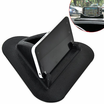Black Silicone GPS Navigation iPad Tablet PC MID Stand Holders Mounts Antislip