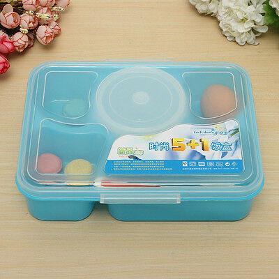 Lunch Box Bag Food Container Storage Picnic Travel Bento Kids Children +spoon