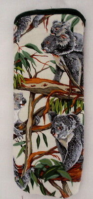 BN-KOALAS - cotton GLASSES CASE ideal small gift