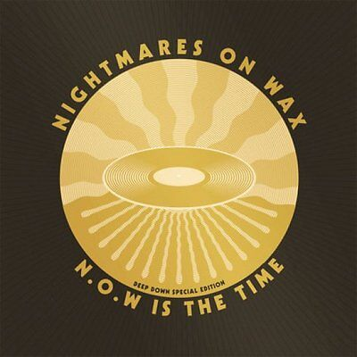 Nightmares On Wax - N.O.W. Is The Time Limited Box Set Vinyl 2LP + 2CD